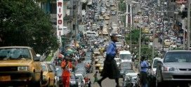 """Caminando por el infierno de Monrovia, capital de Liberia (13) """"La pobreza respira en los aledaños de Old Road"""""""