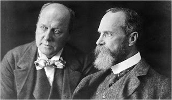 Henry y William James