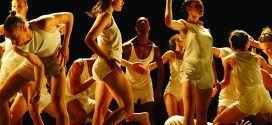 Last work. Batsheva dance company: En los límites de la anatomía humana