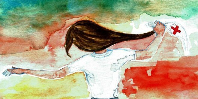 Adèle, de Luiscarlove. Ilustraciones de Ruth Roncero