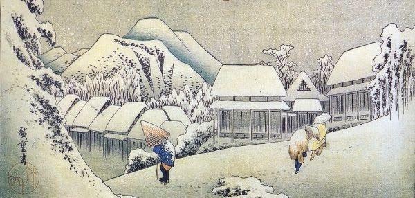 País de Nieve, de Yasunari Kawabata: cuando los sentimientos arden