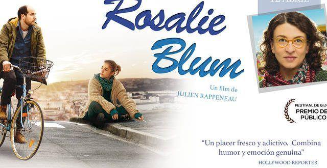 Rosalie Blum, de Julian Rappeneau. El espía de lo cotidiano.