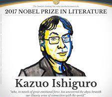 Kazuo Ishiguro: el Premio Nobel de Literatura que burló todas las apuestas