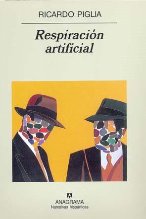 Portada de Respiración artificial, de Ricardo Piglia