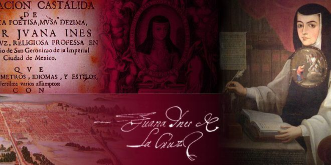 Poetas de México: Sor Juana Inés de la Cruz