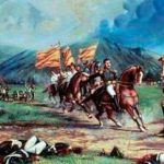 Cuadro de la batalla de la Victoria