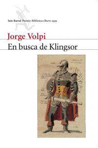 Portada de En busca de Klingsor, de Jorge Volpi