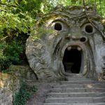 Parque de los monstruos en Bomarzo