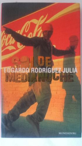 Portada de Sol de Medianoche, de Edgardo Rodríguez Juliá