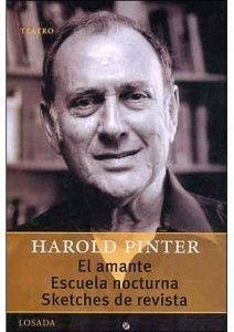 El amante Harold Pinter