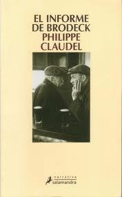 El informe de Brodeck-Philppe Claudel