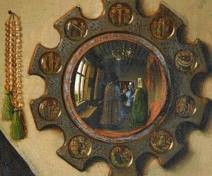033.VanEyck_TheArnolfiniMarriage,detail