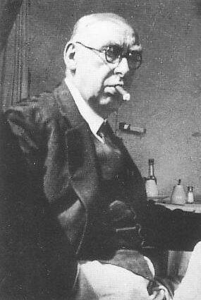 El falso barón de Koenig en 1942, cuando pasaba por ser el falso francés Rodolphe Lemoine, espía al servicio de los aliados