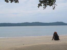Mujer en Isla de Room 1 Conakry