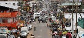 """Caminando por el infierno de Monrovia, capital de Liberia (1) """"En medio del caos"""""""