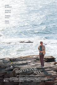 irrational man cartel Woody Allen