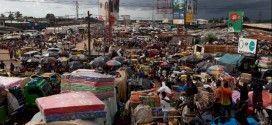 """Caminando por el infierno de Monrovia, capital de Liberia (y 14) """"Ha valido la pena todo esto"""""""