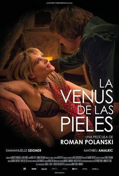 Póster: La Venus de las pieles (2013) Polanski
