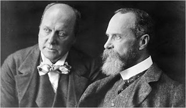 Henry y William James