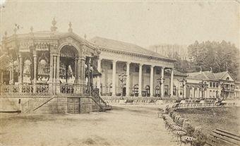El Kursaal de Baden Baden en la época en la que se desarrolla Confianza