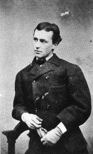 Henry James en Newport, 1860.  cuentos sin libro