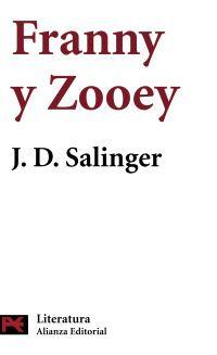 Portada de la novela Franny y Zooey, de J. D. Salinger