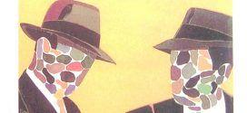 Detalle de la portada de Respiración artificial, de ricardo Piglia