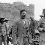 Generales Pancho Villa y Pánfilo Natera