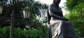 Monumento dedicado a Amelia Denis de Icaza