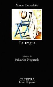 Portada de La tregua, de Mario Benedetti