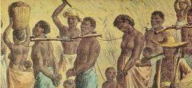 Imagen de esclavos negros