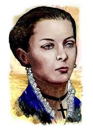 Retrato de Salomé Ureña