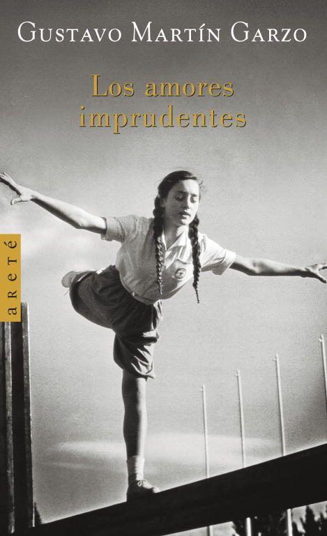 Portada de Los amores imprudentes, de Gustavo Martín Garzo