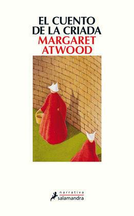 Portada de El cuento de la criada, de Margaret Atwood