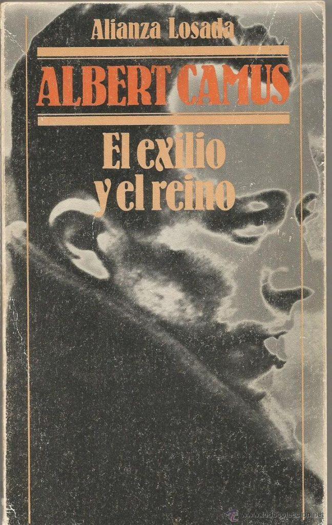Portada de El exilio y el reino, de Albert Camus