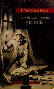 Portada de Cuentos de terror y misterio, de Conan Doyle
