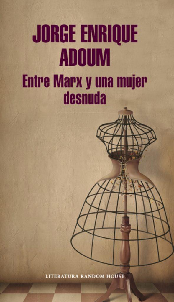 Portada de Entre Marx y una mujer desnuda, de Jorge Enrique Adoum