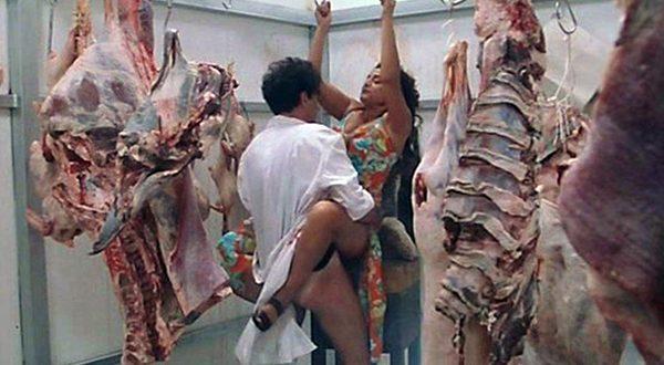 El carnicero. Alina Reyes: La novela morbosa de la transgresión