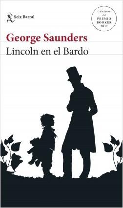 Portada de Lincoln en el Bardo, de George Saunders