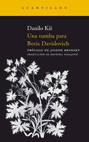 Una tumba para Boris Davidovich, de Danilo Kis