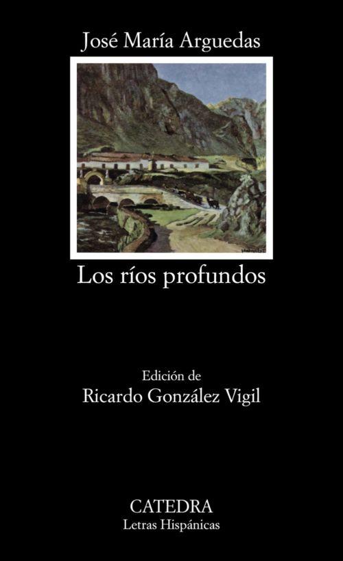 Portada de Los ríos profundos, de José María Arguedas