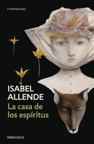 Portada de La casa de los espíritus, de Isabel Allende
