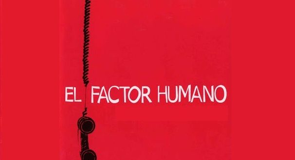 El factor humano, de Graham Greene