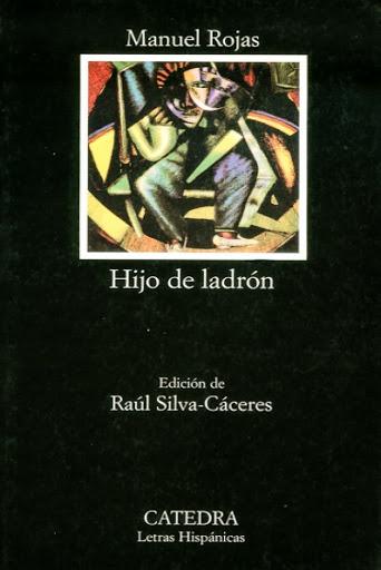 Portada de Hijo de ladrón, de Manuel Rojas
