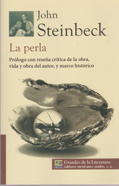 La perla.John Steinbeck. Reseña de cicutadry