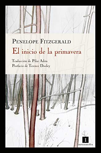 Portada de El inicio de la primavera de Penelope Fitzgerald