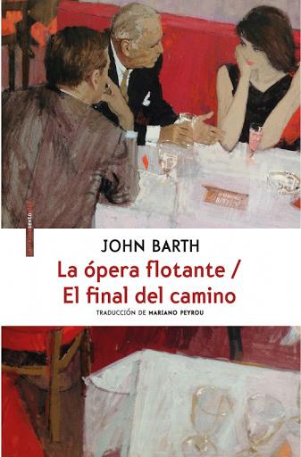 La opera flotante. John Barth. Reseña de Cicutadry