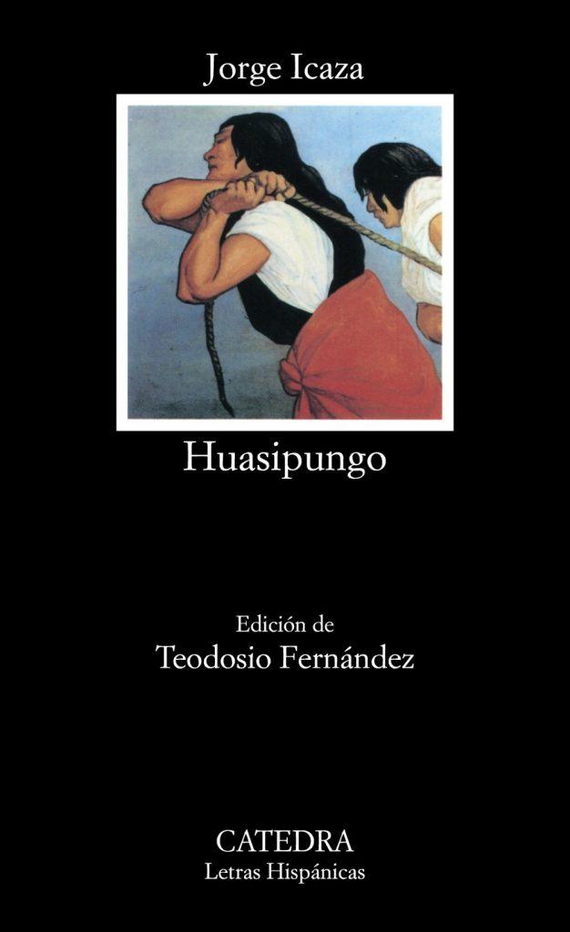 Portada de Huasipungo, de Jorge Icaza