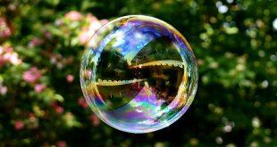 Una burbuja en el limbo